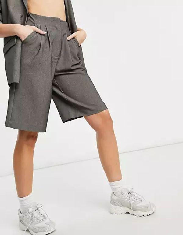 Y.A.S. Tailored Bermuda Shorts, £50, ASOS
