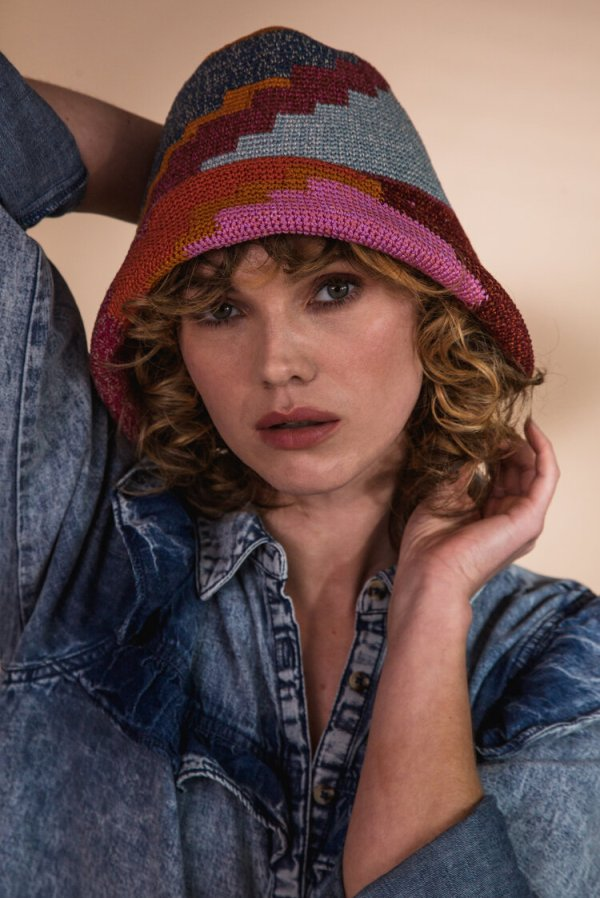 Agmy Nori Bucket Hat