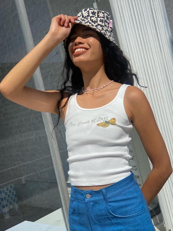 Lisa Says Gah Britt Bucket Hat