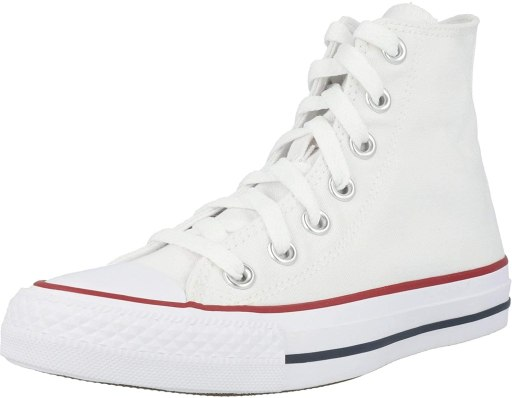 Converse All Star Festival Hi Womens White/Green Trainers