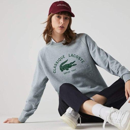 Lacoste Women's Sweater amazon