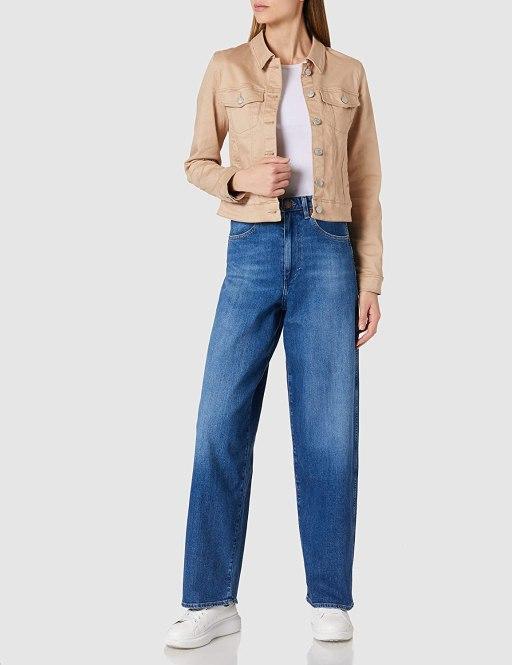 Wrangler Women's Wide Barrel Jeans