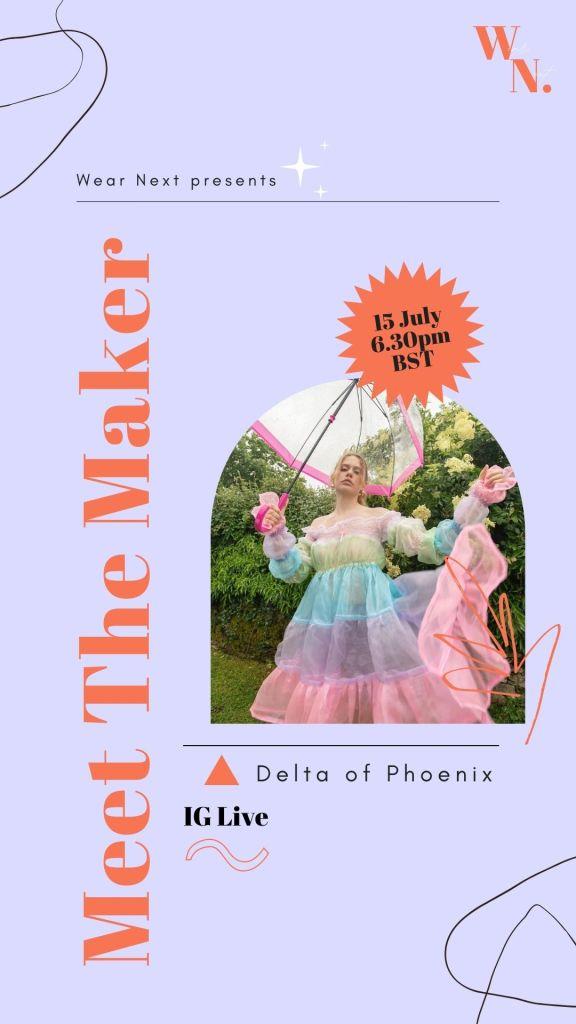 Meet the maker delta of phoenix graphic