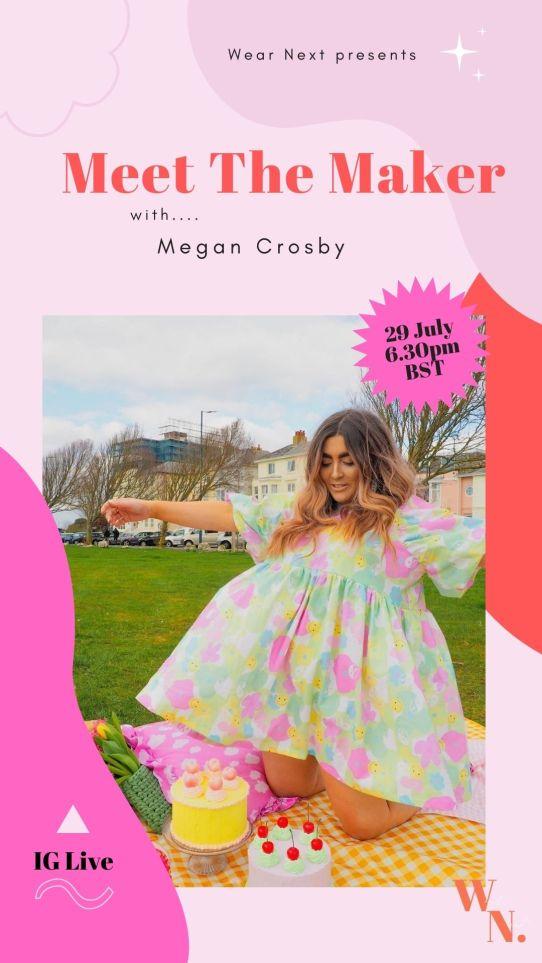 meet the maker by megan crosby
