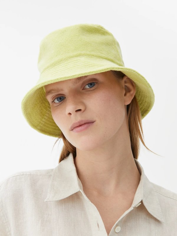 Arket Towelling Bucket Hat