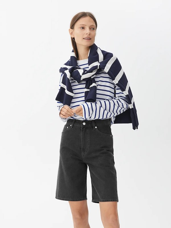 Arket Denim Shorts