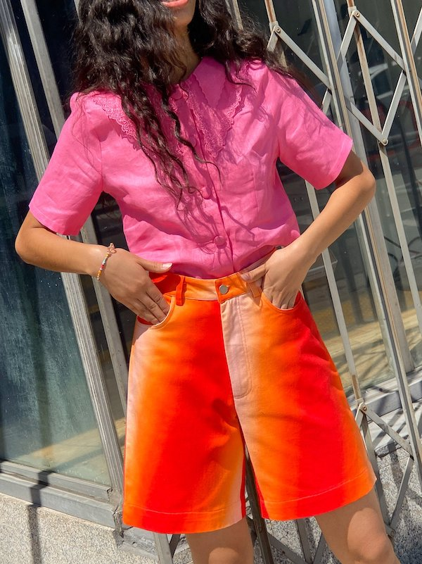 Lisa Says Gah Casia Alexa Shorts