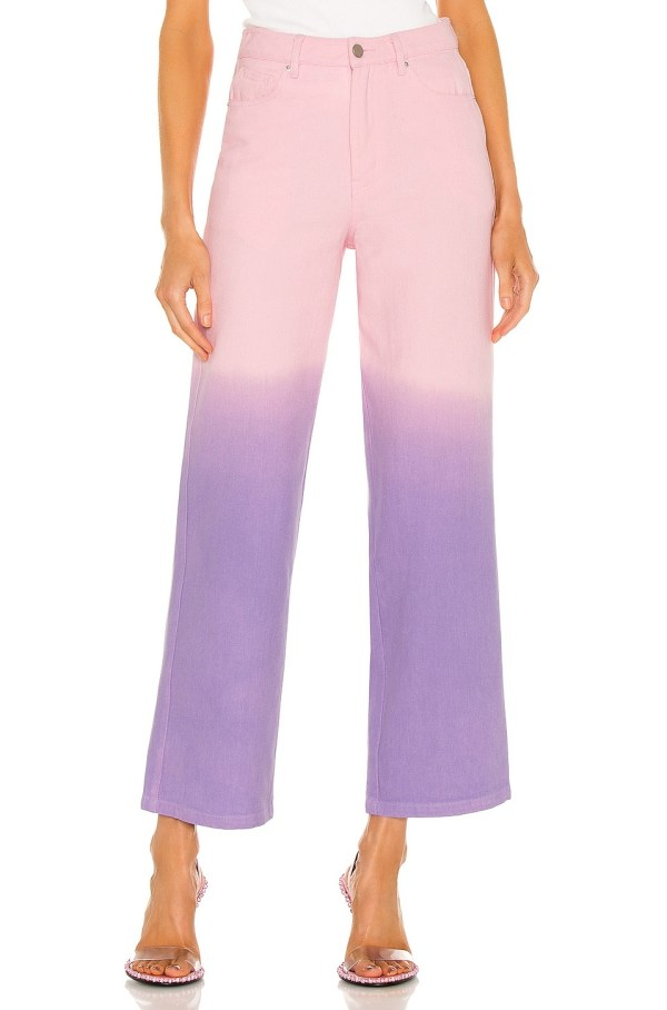 Olivia Rubin Lynnie Pant in Lilac Ombre