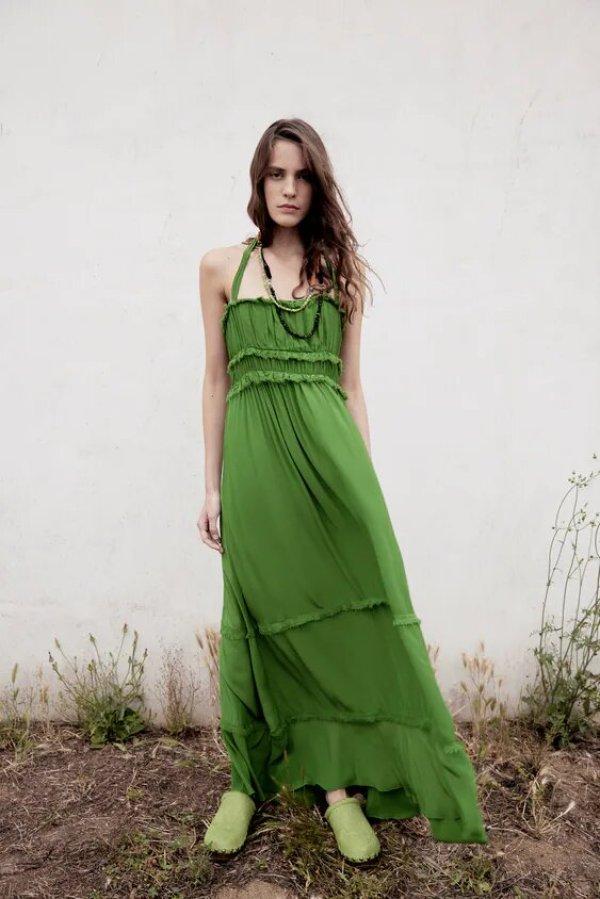 Zara Flowing Dress