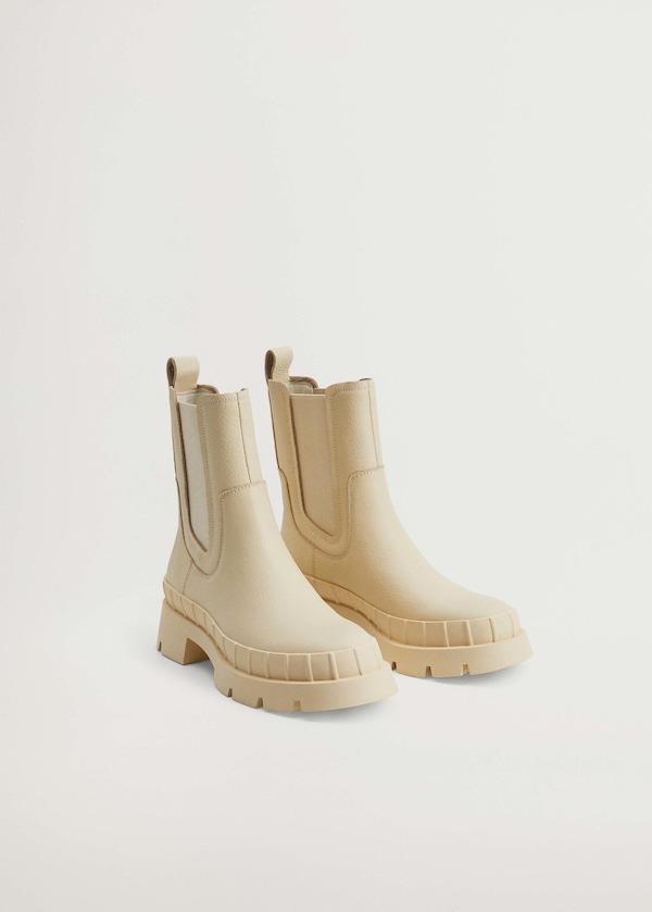 Mango Track Outsole Boots