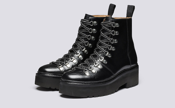 Nanette Womens Hiker Boots, £325, Grenson