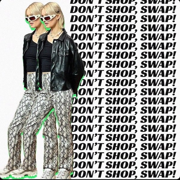 dont_shop_swap clothing swap campaign image