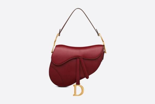 The Saddle Bag, £2,800, Dior