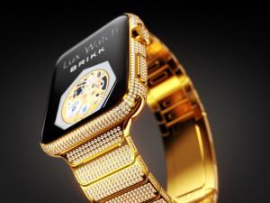 LuxWatch Brikk Apple Watch