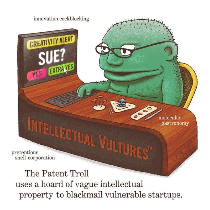 Patent Troll Jobs