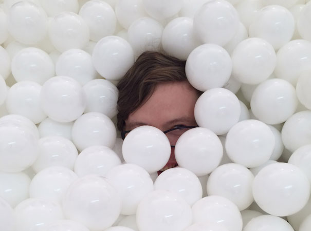 Pearlfisher Ball Pit