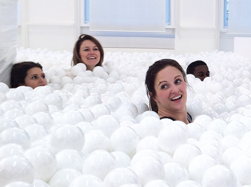 Pearlfisher Ball Pit 5