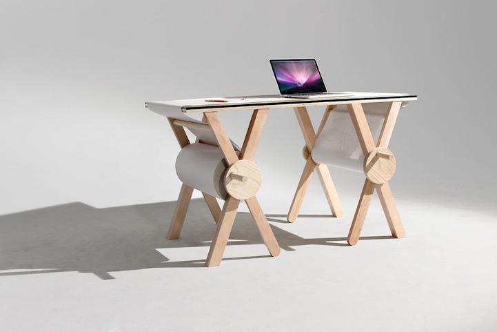 Analog Memory Desk