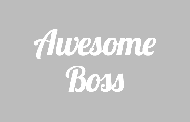 How to be an Awesome Boss
