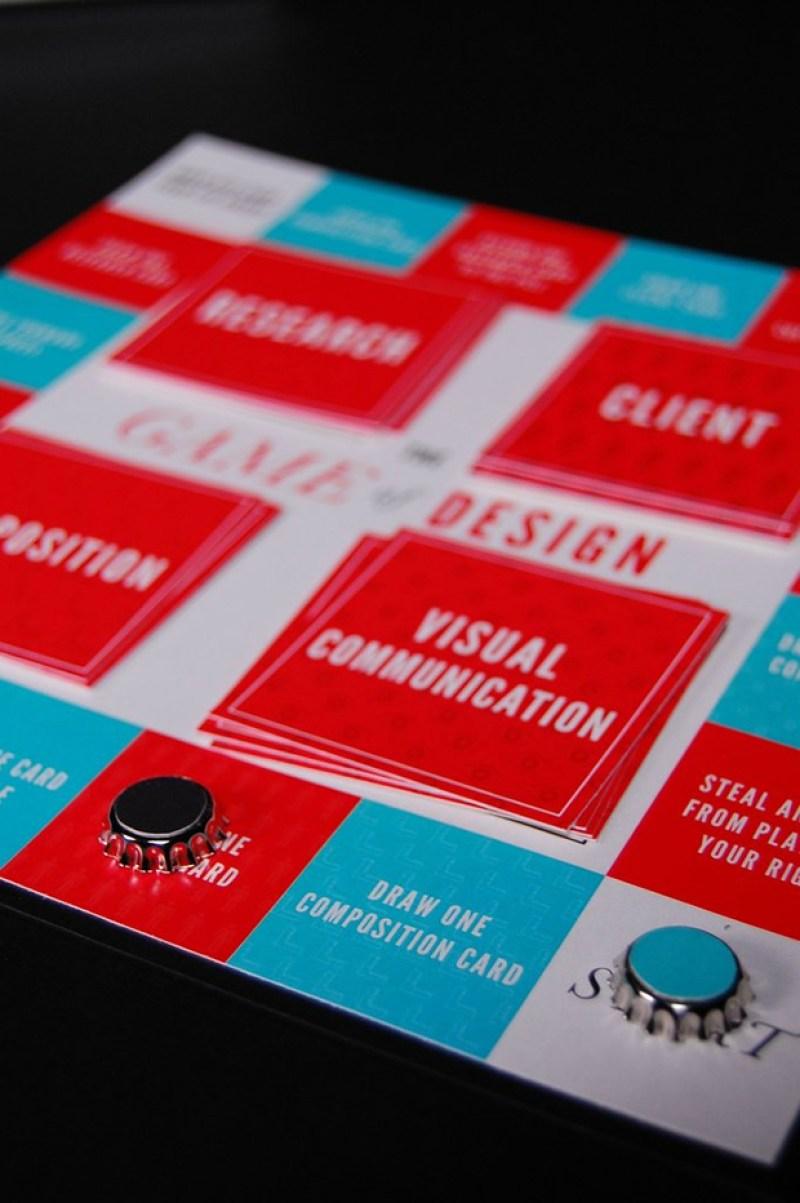 Board - Game of Design