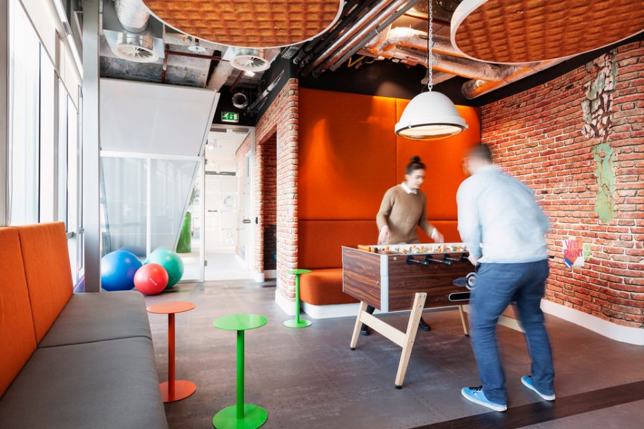 Google Amsterdam Relax
