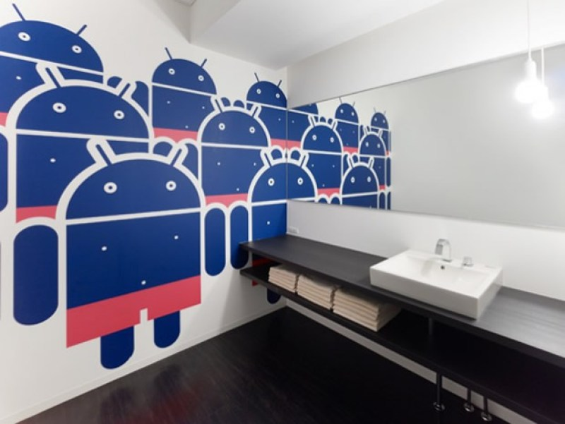 Google - Bathroom