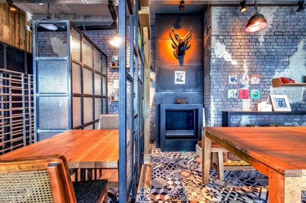 Google Tel Aviv Office Kitchen