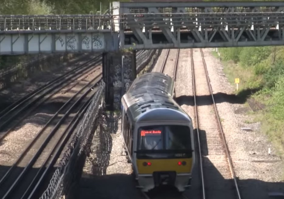 Ghost Train Commuting Service