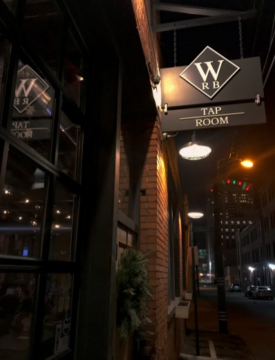 Wolf's Ridge Brewing is located in the downtown area of Columbus, the perfect spot to get away from the crowd of short north area.