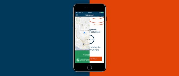 Veteran Cincinnati entrepreneurs launch on-demand work app GigSmart