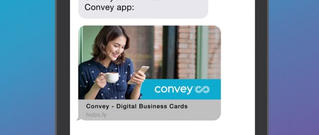 Going Digital: How Convey Aims to Revolutionize the Business Card