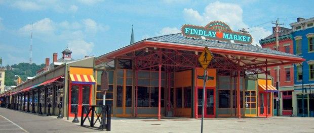Findlay Market in Ohio