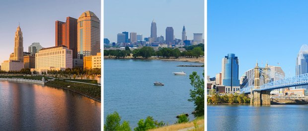 3 Ohio Towns Ranks Among Best Big Cities In Nation