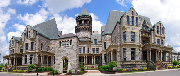 Ohio Reformatory in Mansfield Ohio