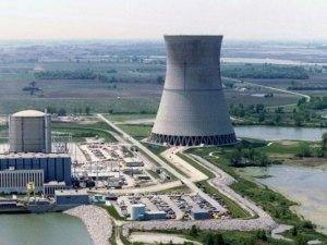 Davis-Besse nuclear plant in Ottawa County