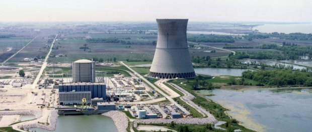Davis-Besse nuclear plant in Ottawa County