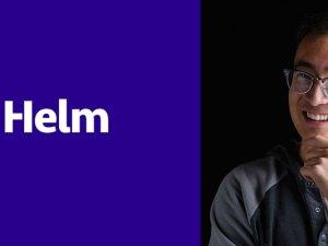 Kai McKinney, Helm's chief innovation officer