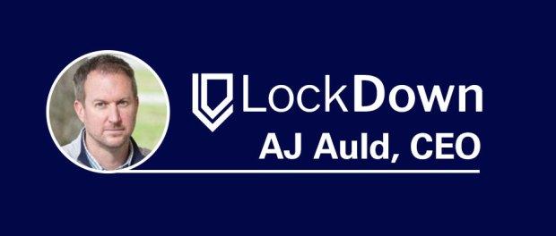 CEO of Lockdown, AJ Auld