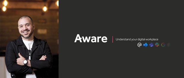 Aware founder and CEO Jeff Schumann