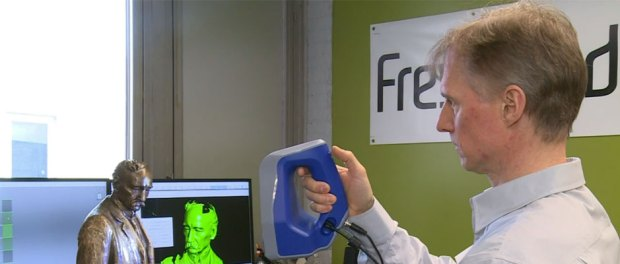 Freshmade 3D printing