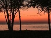 Sunrise at Kelleys Island State Park