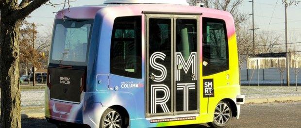 Smart Columbus Shuttle