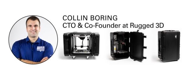 Collin Boring Co-Founder at Rugged 3D