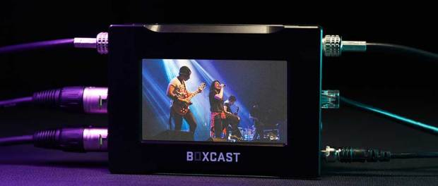 Boxcast -Streaming solution
