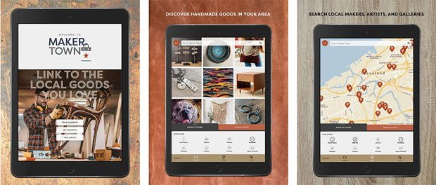 Maker-Town-App