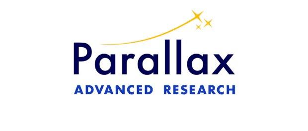parallax advanced research logo