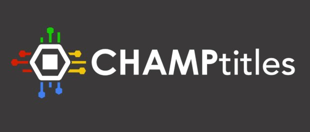 champtitles logo