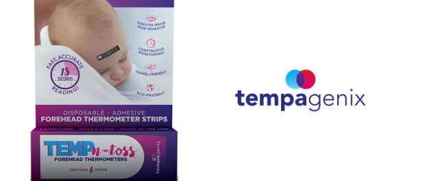 Tempagenix-disposable paper thermometers