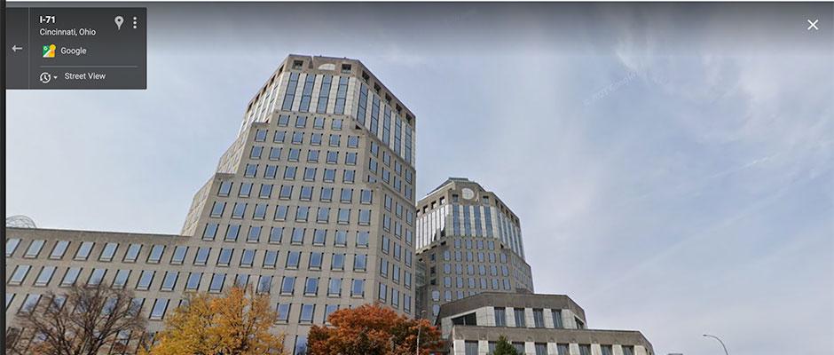 Cincinnati-based P&G Ventures, Procter & Gamble's headhquarters