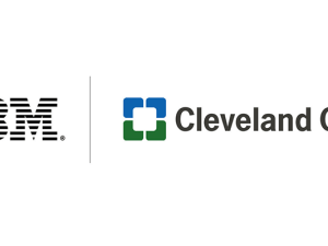 Cleveland Clinic and IBM logo - partnership